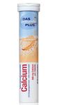 Витаминные шипучие таблетки с кальцием - Das gesunde Plus Calcium 20 шт. (Германия)