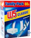 W5 Familly Pack Geschirr-Reiniger-Tabs порошок в таблетках для посудомоечных машин (Германия) 60 табл.