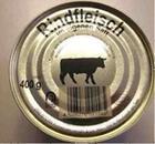 Тушенка говяжая Rindfleisch - Очень вкусная натуральная говяжая тушенка. 400гр. Германия