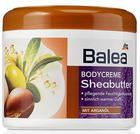 Balea Bodycreme Sheabutter - Ежедневный крем для тела с маслом ши и драгоценным аргановым маслом для сухой кожи. (Германия) 500 мл.