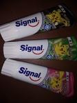 Детская зубная паста Signal Junior - с 6 лет (Германия) 75мл.
