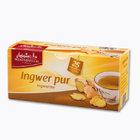 WESTMINSTER Ingwer Pur TEA,  превосходная травяная смесь c имберём, 25 пакетиков(Германия)