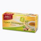 WESTMINSTER Zitronengras Ingwer Tea - имбирный чай с лимонной травой, 25 пакетиков(Германия)