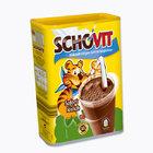 """Какао напиток для детей растворимый """"SCHOVIT Kakaohaltiges Getränkepulver"""" 800гр.Германия."""