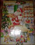 Адвент-календарь или рождественский календари Favorina из шоколада - разные виды (Германия) Срок годности: 07.17