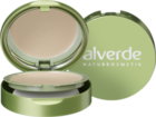 """alverde NATURKOSMETIK Kompakt Make-up beige-rosé 030, 9g - натуральная косметика, компактный макияж, цвет """"beige-rosé 030""""  (Германия)"""