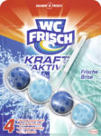 WC Frisch Kraft-Aktiv Frische Brise, 1 St - освежитель туалета, запах Свежий Бриз  (Германия) 1 шт.