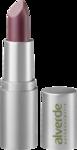 "alverde NATURKOSMETIK Lippenstift Color & Care Sweet Berry 60, 4,7 g - натуральная косметика, губная помада с блеском 4,7 гр, цвет ""Sweet Berry 60""  (Германия)"