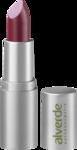 "alverde NATURKOSMETIK Lippenstift Color & Care ""Cranberry 62"", - 4,7гр - натуральная косметика, губная помада с блеском 4,7 гр, цвет ""Cranberry 62""  (Германия)"