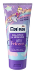 Шампунь+кондиционер Balea for Kids Little Princess 200мл.