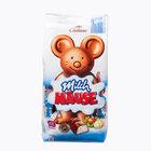 Chateu Milch Mause – mit reichhaltiger Milchfullung und kleingehackten Haselnussstuckchen - Веселые шоколадные конфеты Шато в форме мышек со сливочным кремом и орехами, 210г, (Германия)