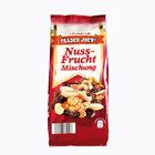 Trader Joes Nuss-Frucht Mischung - ассорти разных орешков  с фруктовой ноткой изюма (с сбалансированным соотношением орехов (60%) и изюма (40%). 200гр. (Германия)