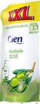 Жидкое мыло Оливка (ЗАПАСКА) Cien Olive Handseife 1000 мл(Германия)