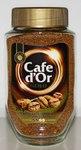 Кофе растворимый Cafe d'Or Gold (кофе дор голд) 200г.