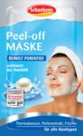 Schaebens Peel-off Maske, 15 ml -маска глубокая очистка 2*8мл (Германия)
