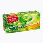 WESTMINSTER Pfefferminze TEA, натуральный мятный чай, 25 пакетиков(Германия)