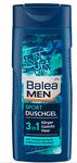 Balea MEN  Duschgel Sport,, 300 ml - Гель для душа cпорт 3in 1: Для тела, лица, волос. (Германия) 300 мл.