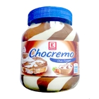 Шоколадно-молочная паста K-Classic Chocremo Duo Cream 750мл! (Германия)