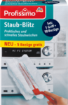 Denkmit Profissimo Staubwischer Staub-Blitz набор: 1 ручка + 10 салфеток пылеулавливающих. Германия