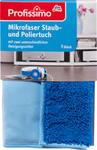 Profissimo Staub- & Poliertuch Mikrofaser 1 шт - МИКРОВОЛОКОННАЯ ПОЛИРОВОЧНАЯ ТРЯПКА ДЛЯ ПЫЛИ (Германия)