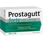 Простагутт PROSTAGUTT Forte 160/120 Mg Kapseln 120 Шт - средство растительного происхождения для лечения и профилактики доброкачественной гиперплазии простаты, 120шт. (Германия)