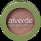 """alverde NATURKOSMETIK Puderrouge terra 03, 4 g - натуральная косметика, румяна, цвет """"terra 03""""  (Германия)"""