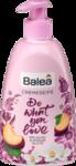 Flüssigseife Do what you love, 500 ml - Жидкое крем-мыло с ароматом  Слива и Белые цветы  500мл (Германия)