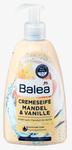 Balea Flussigseife Mandel & Vanille, 500 ml - Жидкое крем-мыло с ароматом миндаль и ванили 500мл (Германия)