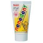 Детская зубная паста Ненедент (nenedent), для ухода за молочными зубами, с 4 лет(Германия) 50 мл.