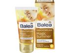 Дневной крем уход с эффектом загара для всех типов кожи Balea Tagespflege Magic Summer, 50 мл (Германия)