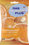 Витаминки c 10 важнейшими витаминами со вкусом апельсина - Das gesunde Plus Traubenzucker, 100 гр. (Германия)