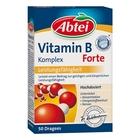 Витаминный комплекс с витамином B = (B1+B2+B6+B12+Niacin), 50 драже - Abtei Vitamin B Komplex (B1+B2+B6+B12+Niacin) Forte (Германия)