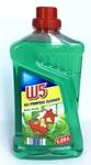 W5 ALL-PURPOSE CLEANER 1.25 L - Универсальная жидкость для уборки дома (концентрат) (Германия) 1,25л.