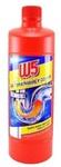 Средство для чистки труб W5 жидкое, 1 л (Германия)