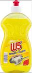 "W5 Washing up Liquid Power Yellow - моющее для посуды ""Ультра Сила"" 500мл. (Германия)"