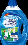 Оригинальный немецкий Weißer Riese KraftGel - Универсальный гель для стирки (Германия) 1.9 л (38 стирок)