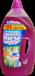 НОВИНКА!!! Оригинальный немецкий Weißer Riese Intensiv Color Gel Extra- гель для стирки цветных вещей (100 стирок) (Германия)