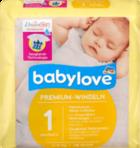 """Babylove Premium-Windeln """"№1 newborn"""" 2-5 kg - немецкие Премиум подгузники для новорожденных (Германия) 28 шт."""