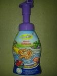 Sau Bar Wasch Schaum - пенка для умывания для детей с дозатором, ягодный микс. (Германия)
